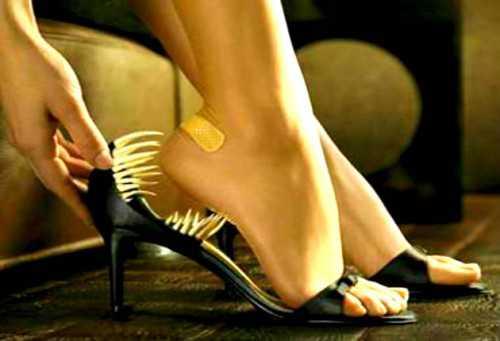 что сделать, чтобы обувь не скользила: народные и научные методы